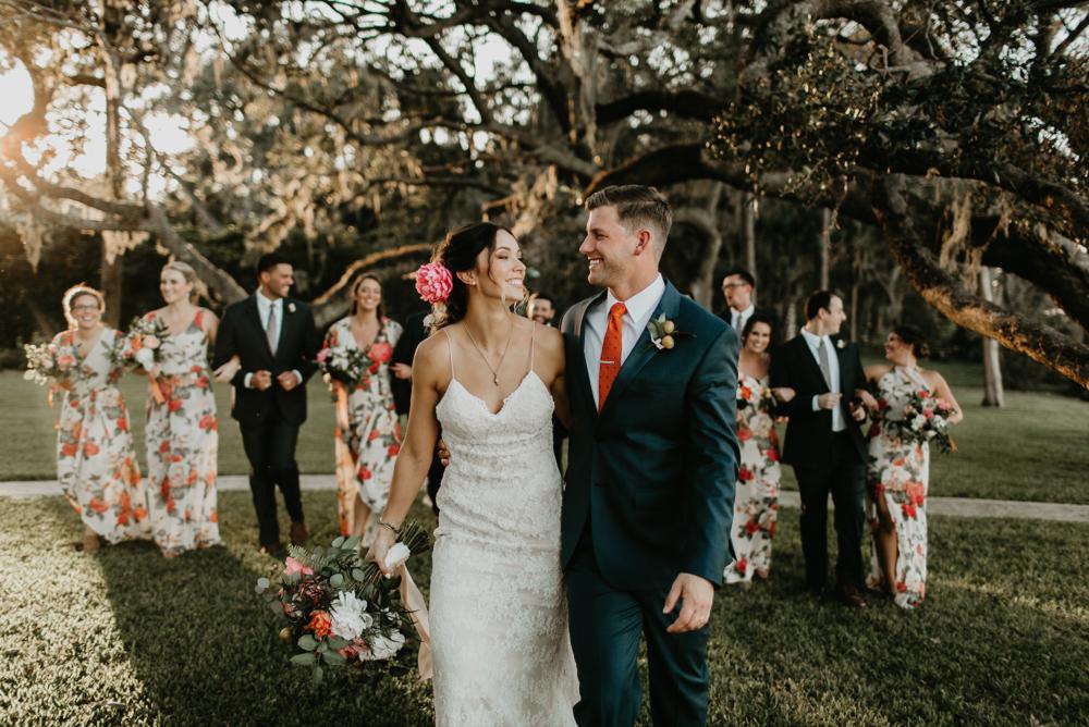 ILAURA + DREWFLORIDA WEDDING -