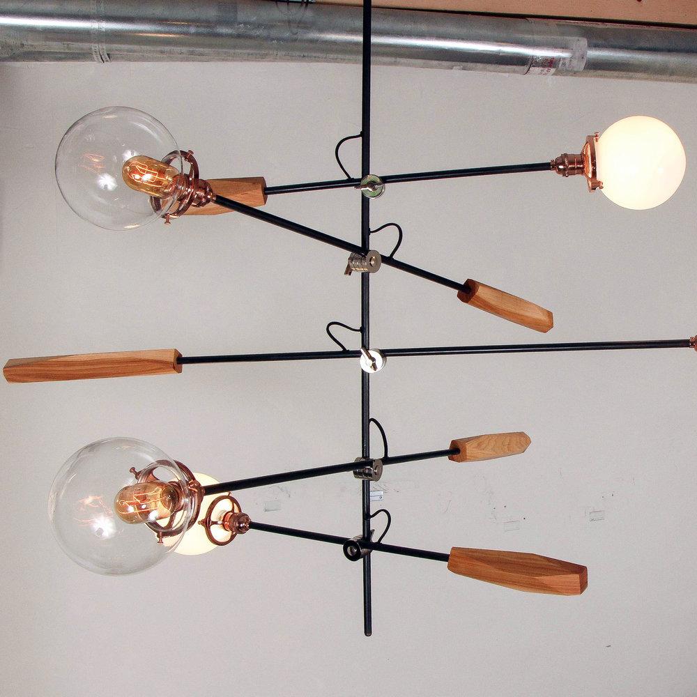Mobi Pecan Light  by Mockingbird Made