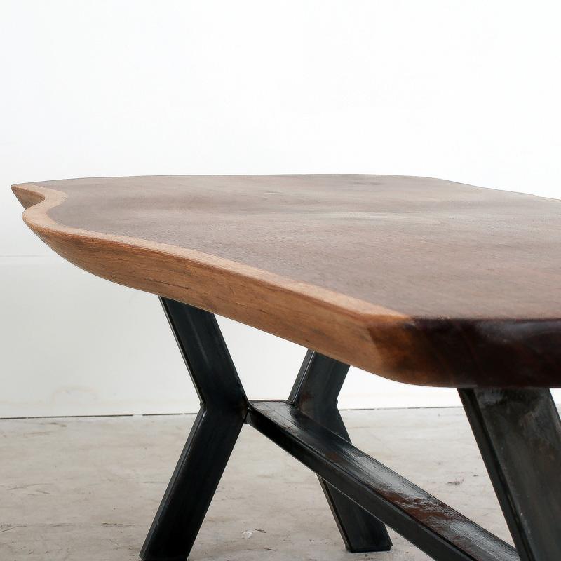 Live Edge Walnut Jax Coffee Table