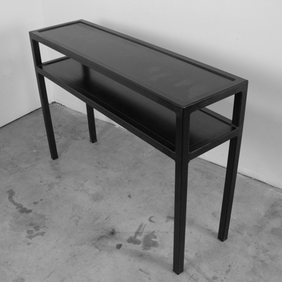 Steel Console