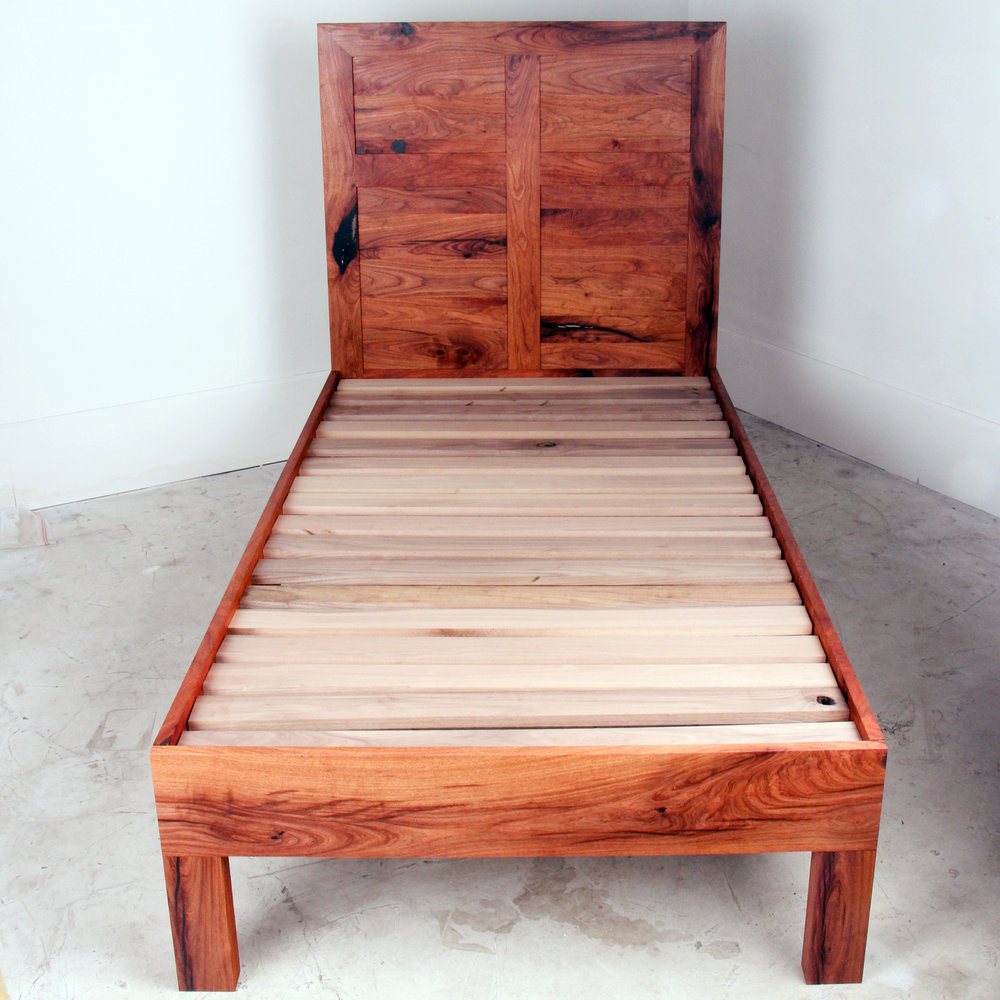 Mesquite Twin Bed
