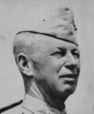 Major General Charles L. Scott. July 1940 – November 1940