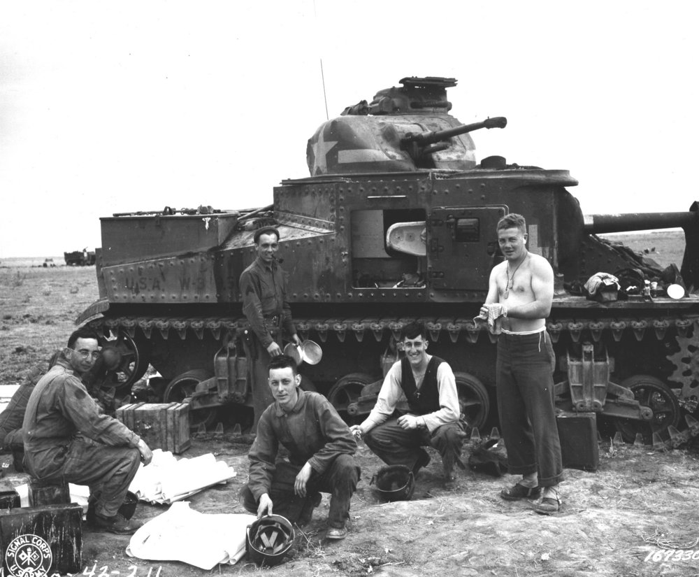 M3 U.S.A. # W-309490.