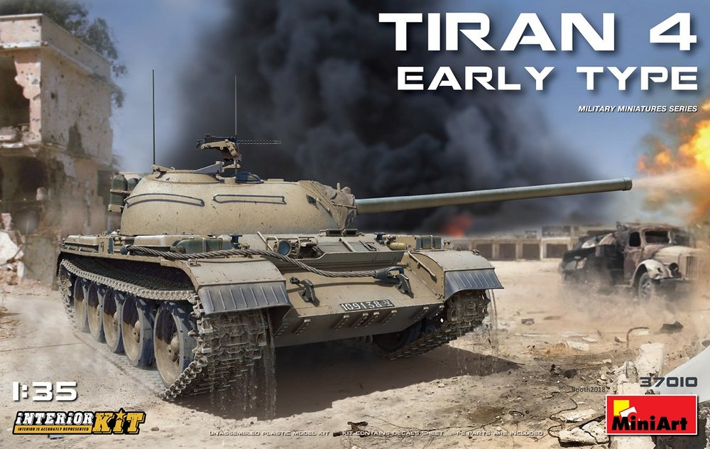 MINIART KIT # 37010 1-35 TIRAN 4 EARLY TYPE. INTERIOR KIT.jpg