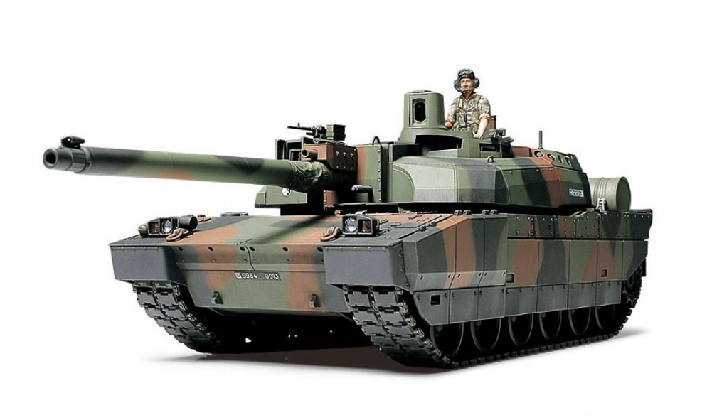 TAMIYA KIT # 35362 1-35 French Main Battle Tank Leclerc Series 2.jpg