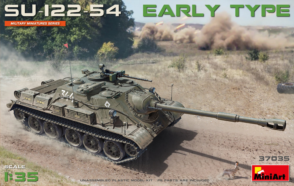 MINIART # 37035 1-35 SU-122-54 EARLY TYPE.jpg