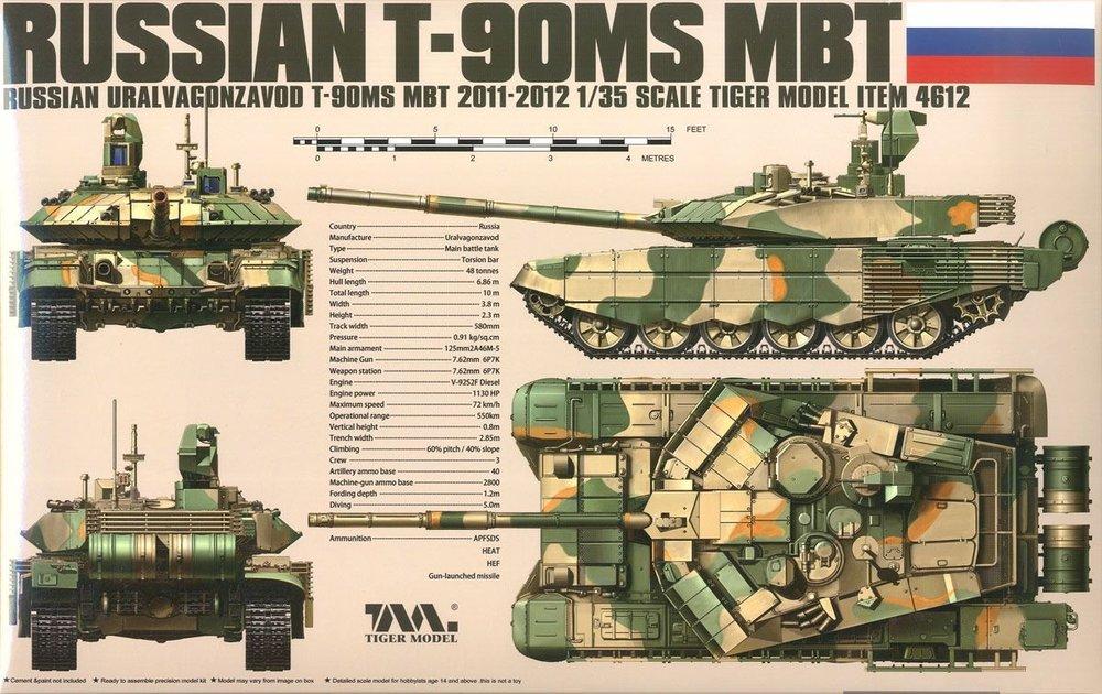 TIGER MODEL 4612