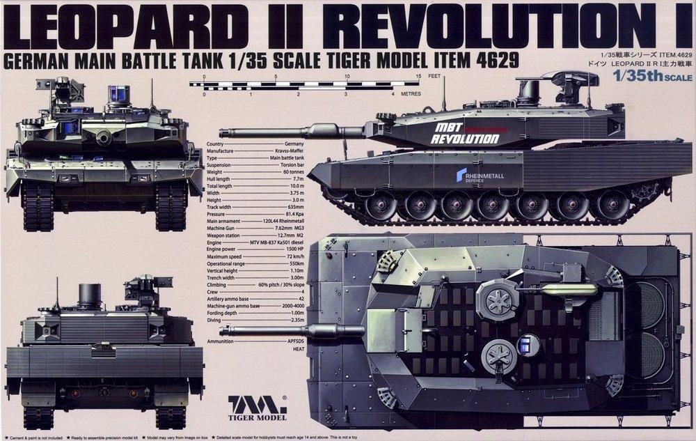TIGER MODEL 4629