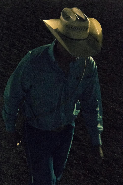 Noah Dillon   Cowboy  -20x30  (comes framed)