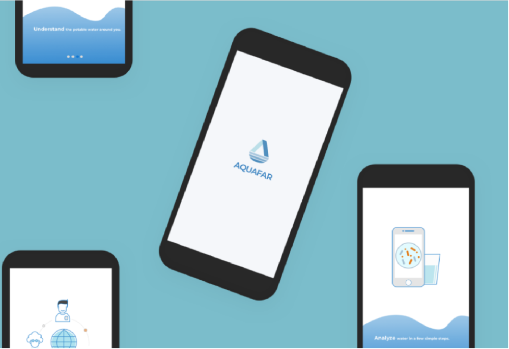 AquaFar: An App for making Smart decisions about water