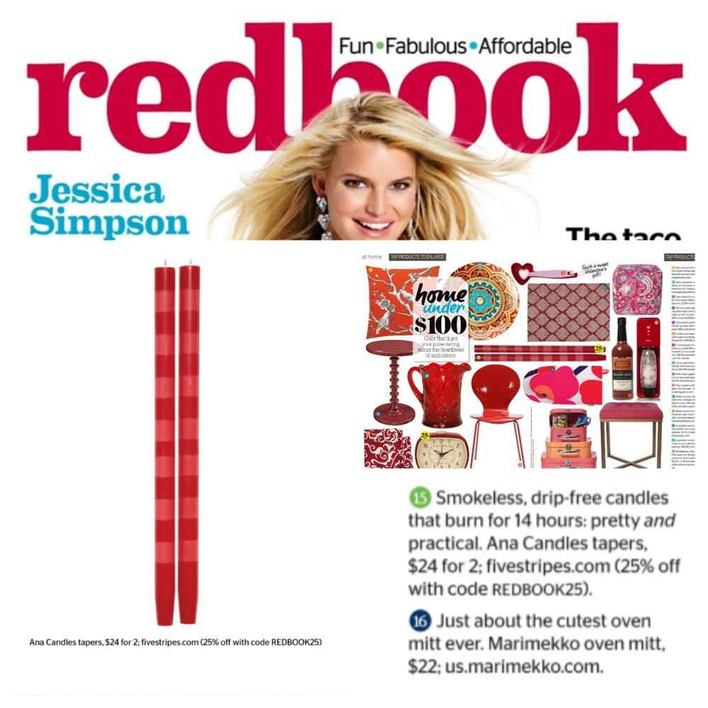 Redbook February 2014 Ana Candles.JPG