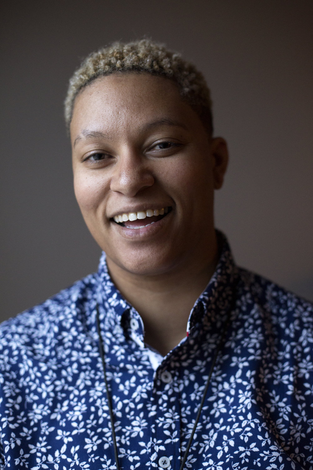Founder & Lead Dreamer,  Jay-Marie Hill - (they/them)