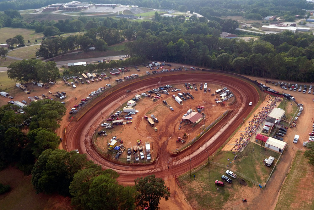 Toccoa Raceway - The fastest 1,650 ft of dirt in Georgia. The high-banked, oval dirt track is the oldest operating track in Georgia. Races every Saturday night March through September. Special races are held at other times throughout the year. Check website for additional race times.VISIT WEBSITE →