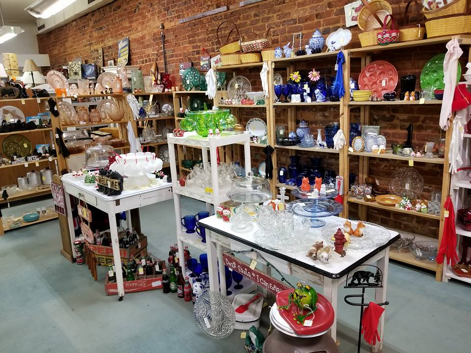 Cornerstone Antique & Craft Market - With over 20,000 sq ft, 100 plus vendors in a three story historical building that dates back to 1930's. We have a wide range of furniture, vintage clothing, home décor and so much more to make this a shopping experience you are sure to enjoy.VISIT WEBSITE →