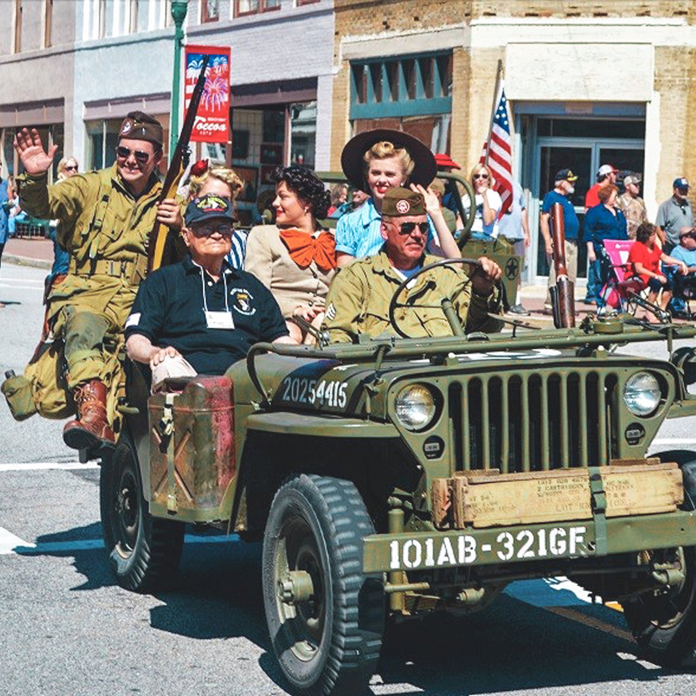 Currahee military weekend - OCT 4th-7th
