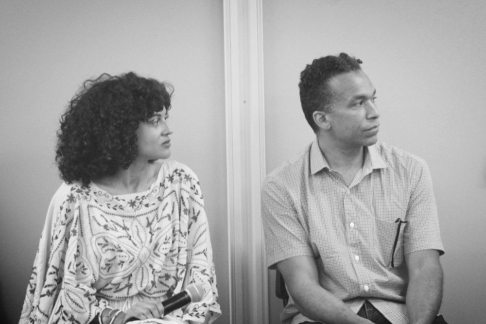 Ebony Costain (My THC Guide),Eric Shorter (Prohbtd Media)