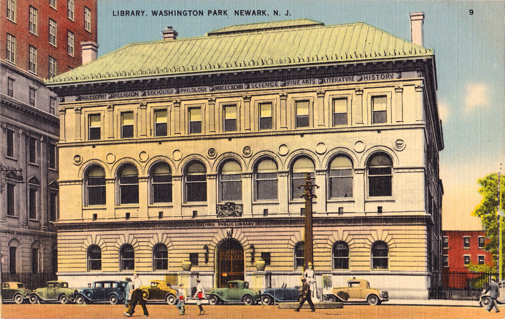 The Newark Public Library