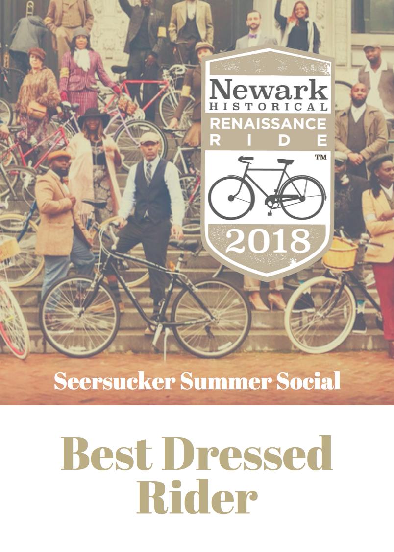 2018 Best Dressed Male Renaissance Rider