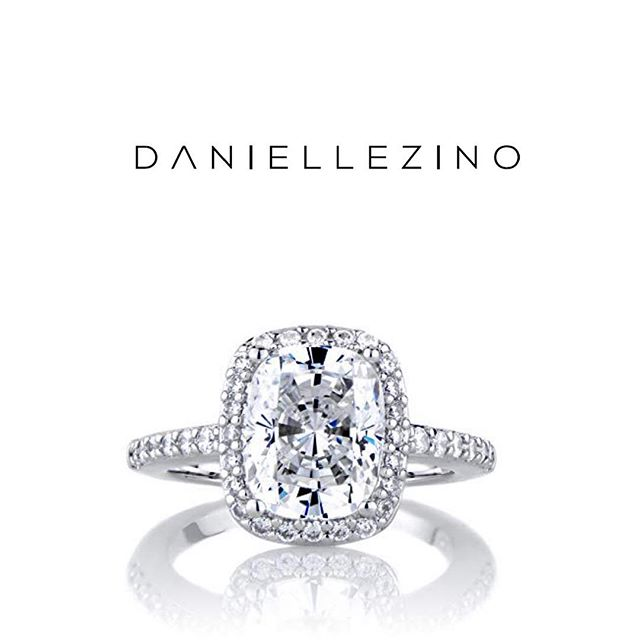 Swipe left to see this beautiful ring coming to life. 2.5 Carat Cushion cut center, Diamond halo around and diamonds on the shank #classic #daniellezinojewelry #nyc . . . . . . . . . #jewellery #design #fashion #smile #jewelrydesigner #jewelry #girl #beautiful #happy #gold #diamond #amazing #style #platinum #smile #luxury #classy #ring #engagementring #proposal #shine