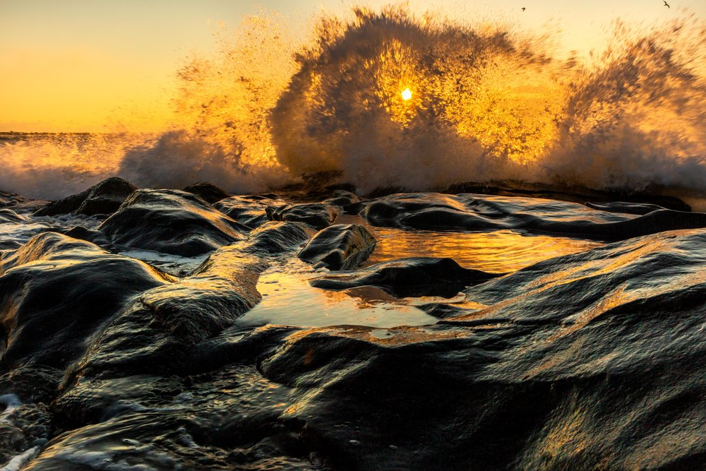 Water & Light -