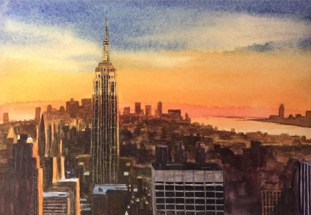 Chen_Richie_Empire state of mind_2017_7x10_watercolor_5000.jpg