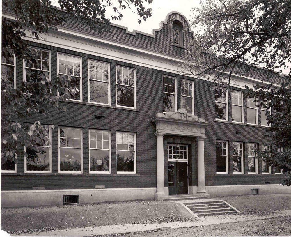 st joseph school : 1924 -