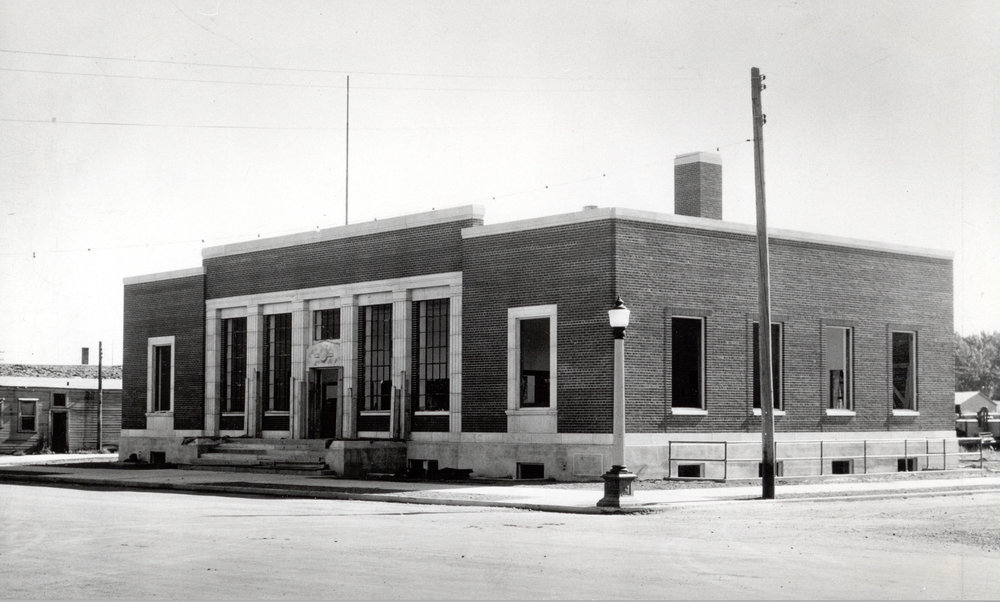 Burley Post office : 1934 -