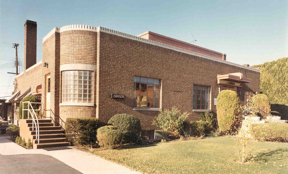 Gibson Funeral home : 1940 -