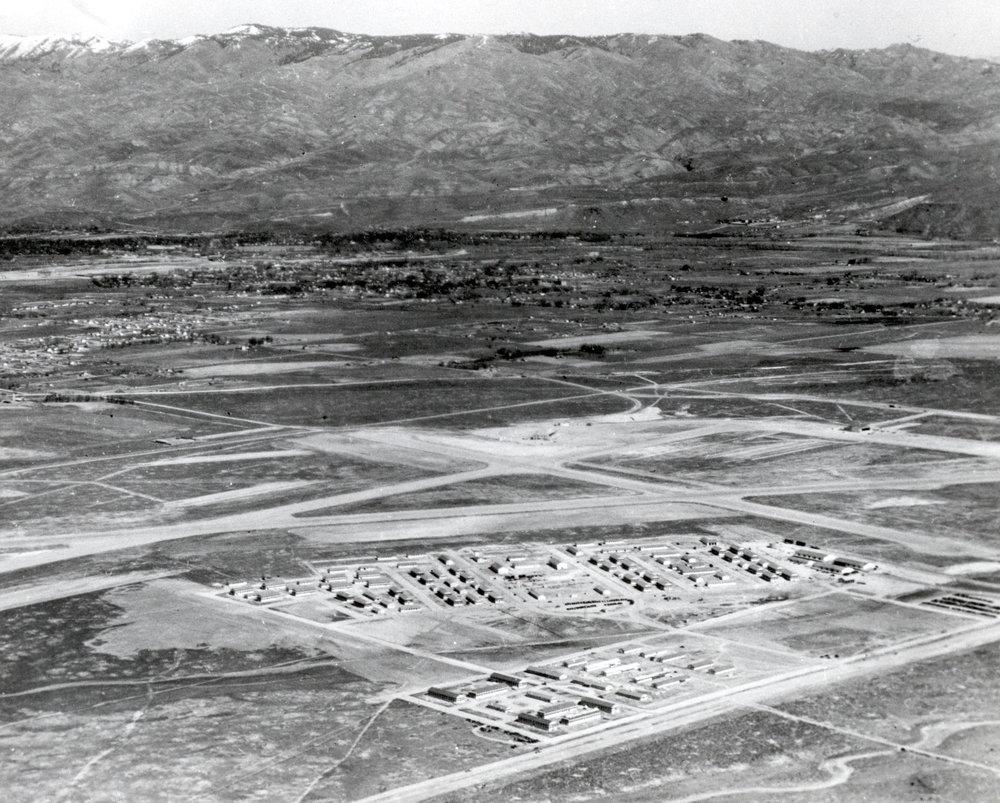 Gowan Air Base : 1941 -