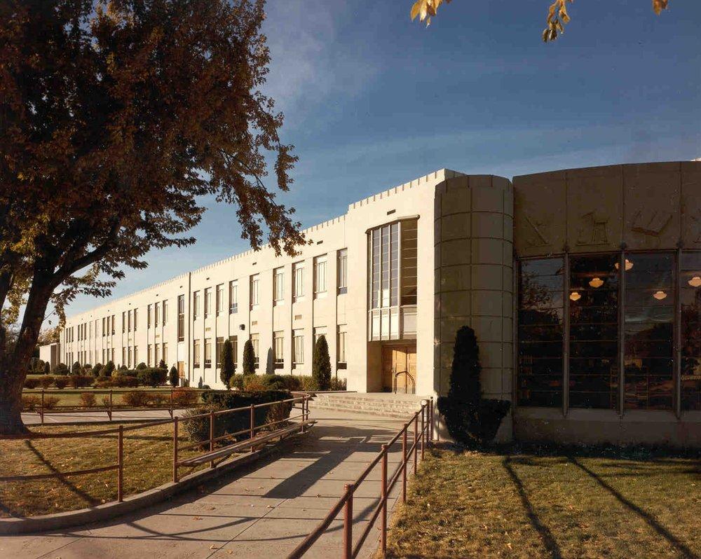 South Junior High : 1945 -