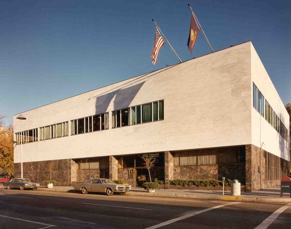 Idaho Statesman Building : 1951 -