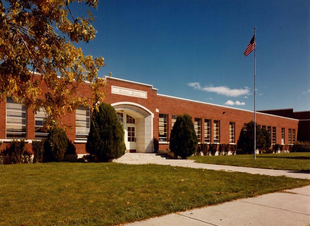 BSU Campus School : 1953 -