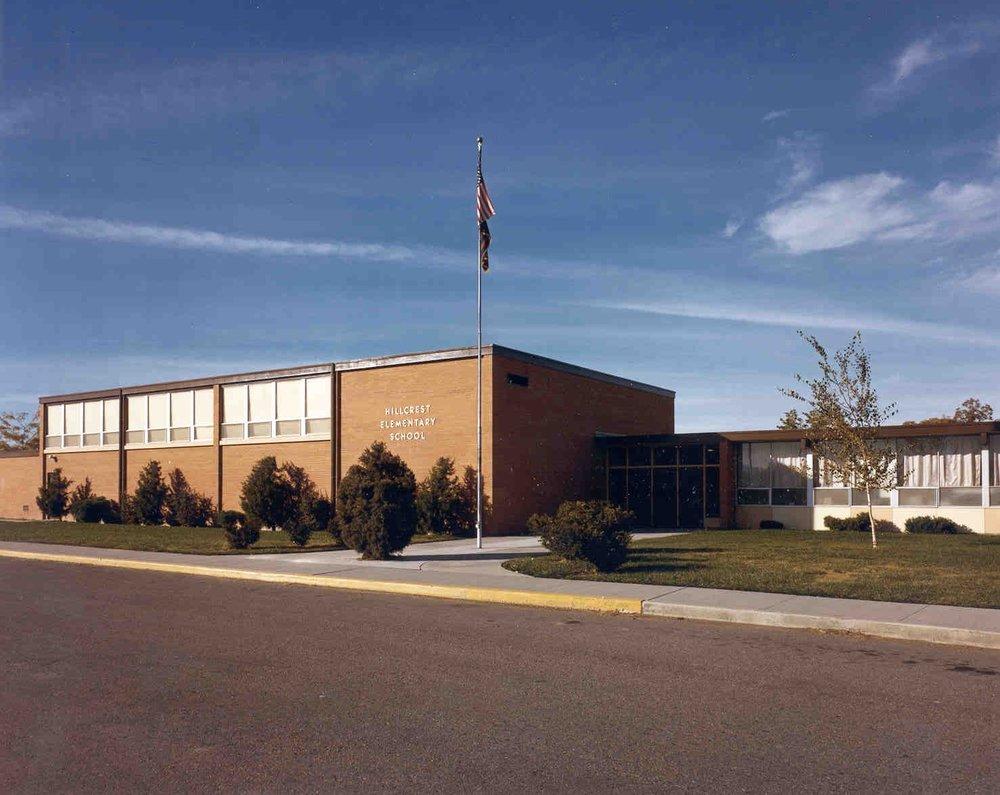 Hillcrest Elementary : 1958 -