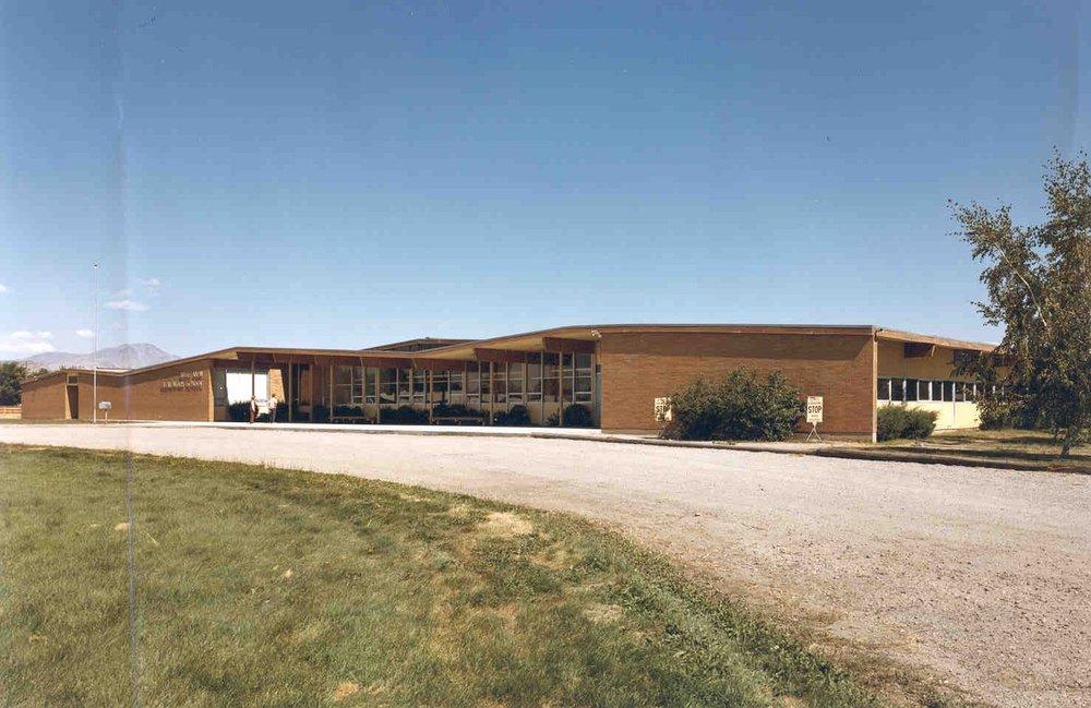 Butte View School : 1960 - Emmett, Idaho