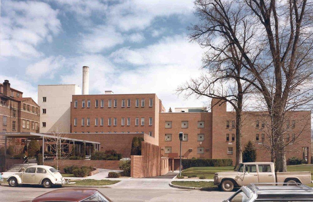 St Luke's Hospital : 1960 - Radiology Addition