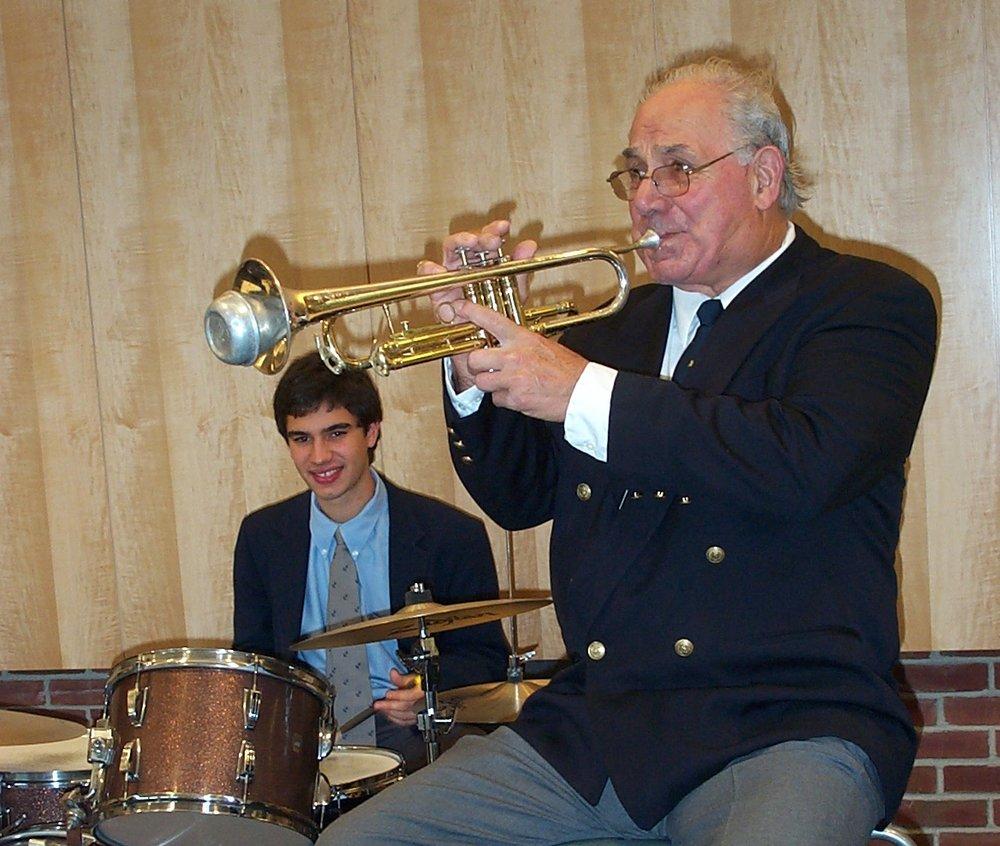 2006 - Kareem & Lou Colombo @ Cape Cod Hospital (Hyannis, MA)