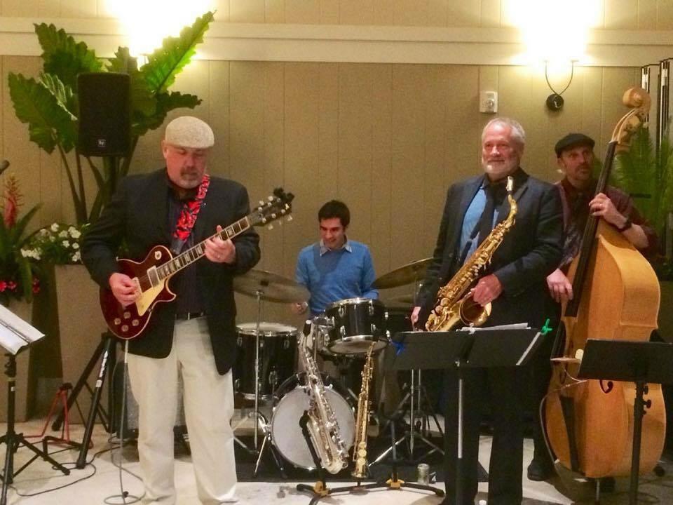 2015 - Bert Jackson Quartet @ Wequassett (Harwich, MA)