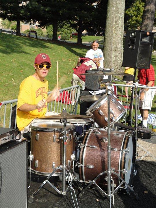 2010 - Kareem Playing @ Boston College