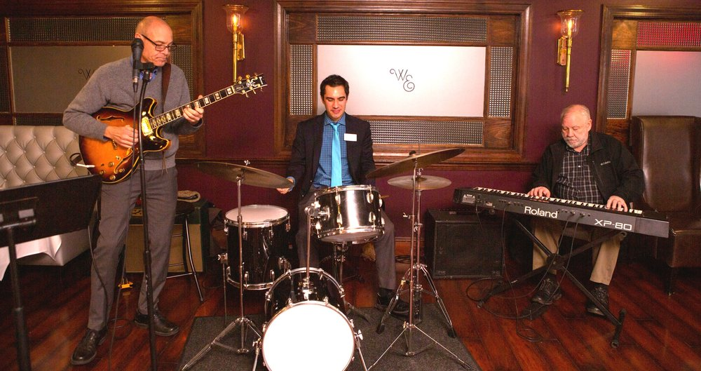 February 2019 - Playing an event for Cape Cod Community College @ The West End.