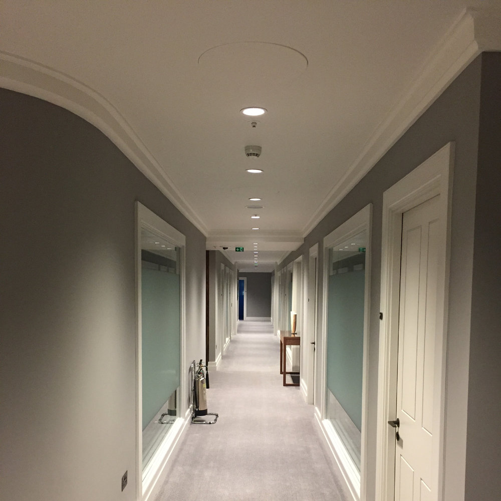 Rathbones - High-spec office fit out
