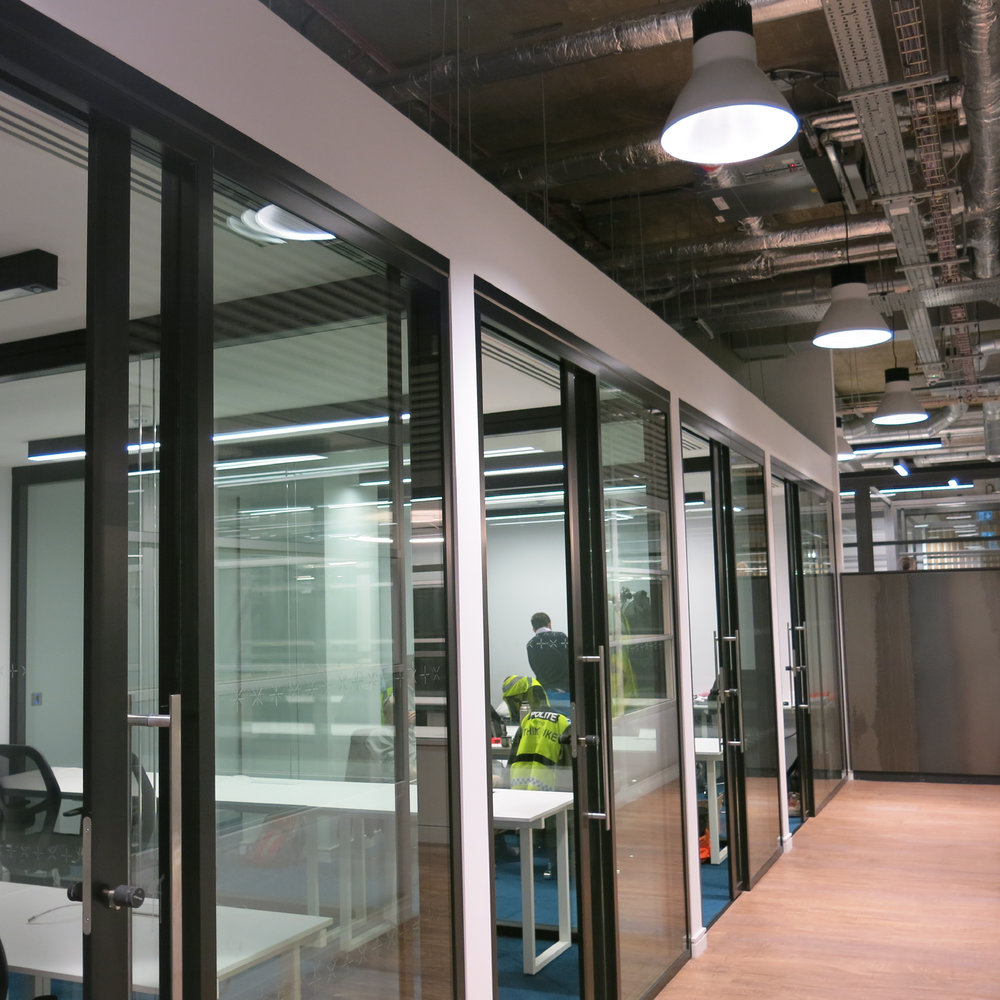 Dry Lining & Partitioning -