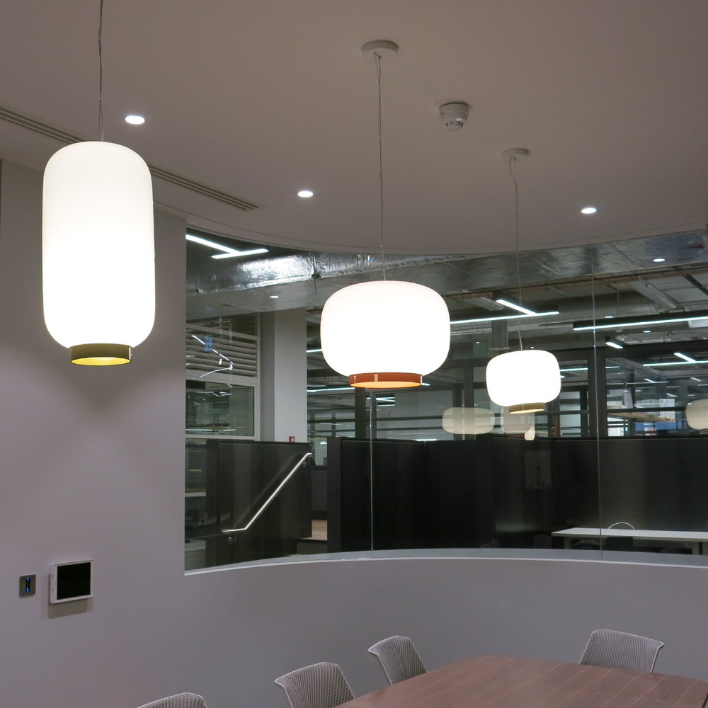 61 Lever Street - Design and build office space fit out