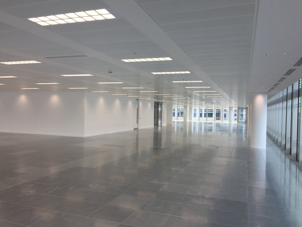 12 Hammersmith Grove - Cat B fit out
