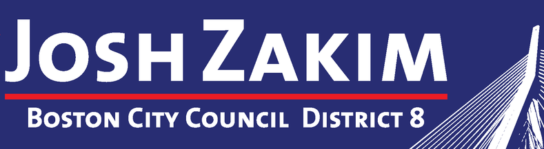 Re-Elect Boston District 8 City Councilor Josh Zakim