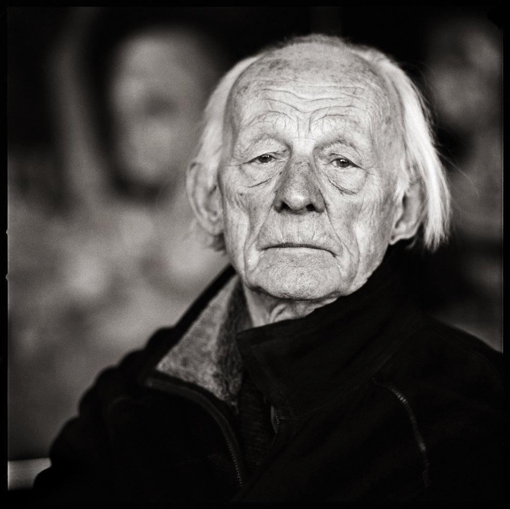 Håkon Bleken, billedkunstner  av Morten Krogvold. Trondheim, 2013