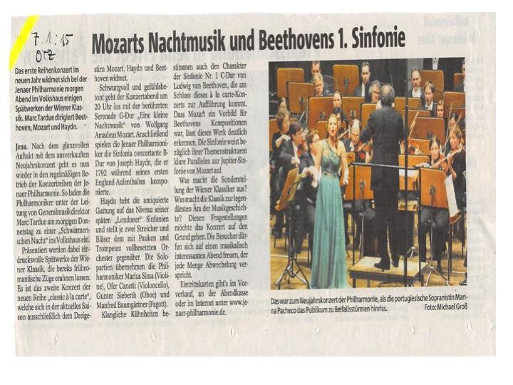 In Ostthüringer Zeitung