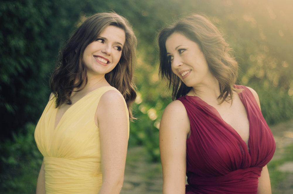 Marina Pacheco& Olga Amaro -