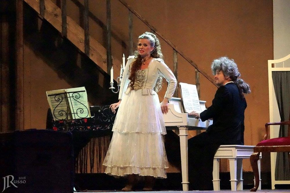 Ópera - Produções de Ópera