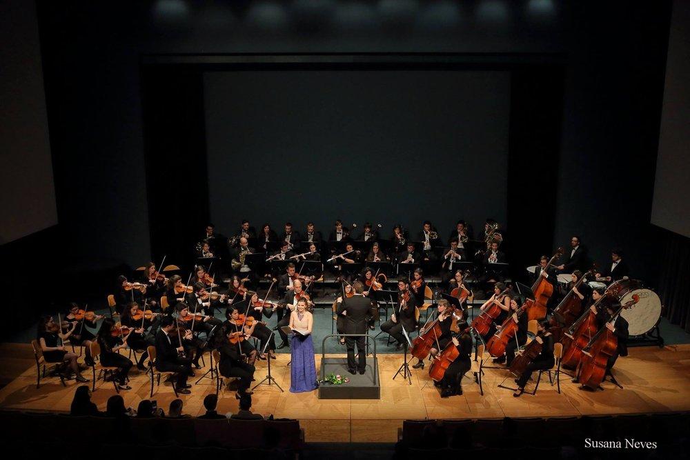 Recitais - Recitais com Orquestra |Música de Câmara