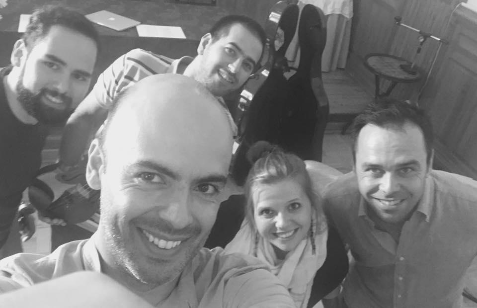 Com o João Roiz Ensemble  Castelo Branco | Outubro 2016